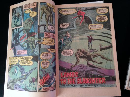 Swamp Thing 1-17 Pasko Collection (18)