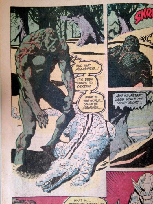 Swamp Thing 1-17 Pasko Collection (22)