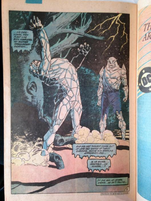Swamp Thing 1-17 Pasko Collection (24)