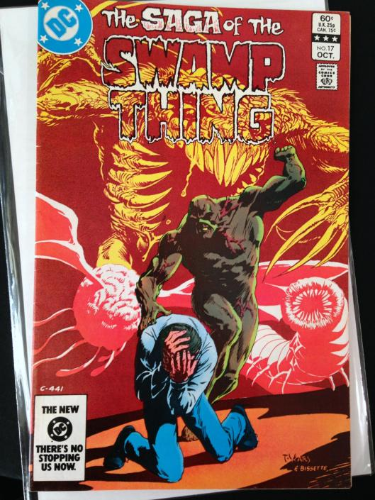 Swamp Thing 1-17 Pasko Collection (29)