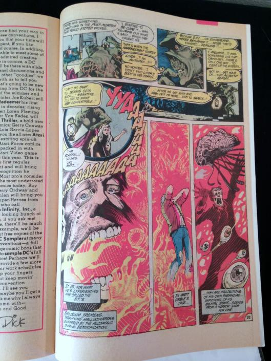 Swamp Thing 1-17 Pasko Collection (35)