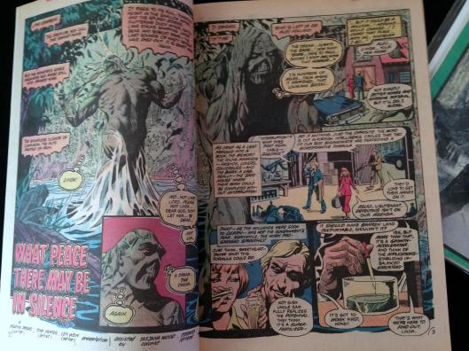 Swamp Thing 1-17 Pasko Collection (4)