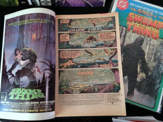 Swamp Thing 1-17 Pasko Collection (5)