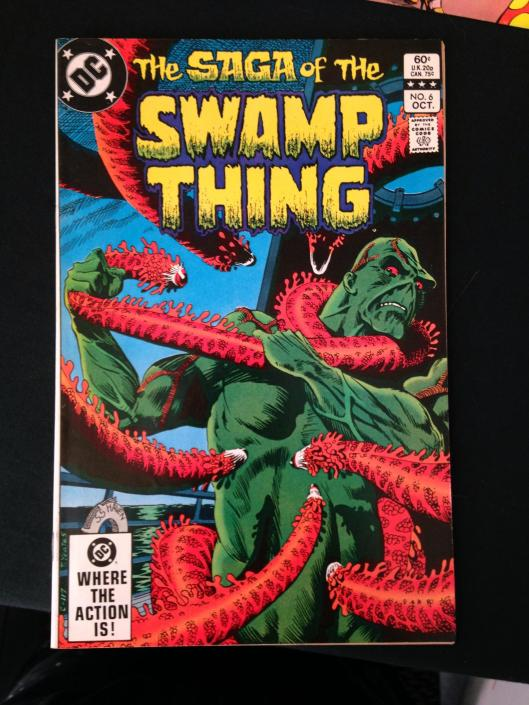 Swamp Thing 1-17 Pasko Collection (8)