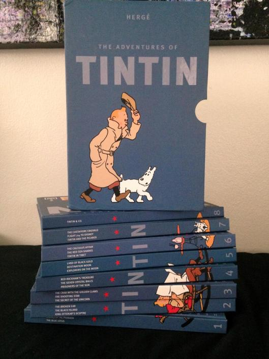 Tintin Boxed Set (2)