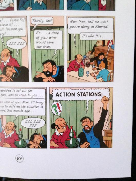 Tintin Boxed Set (6)
