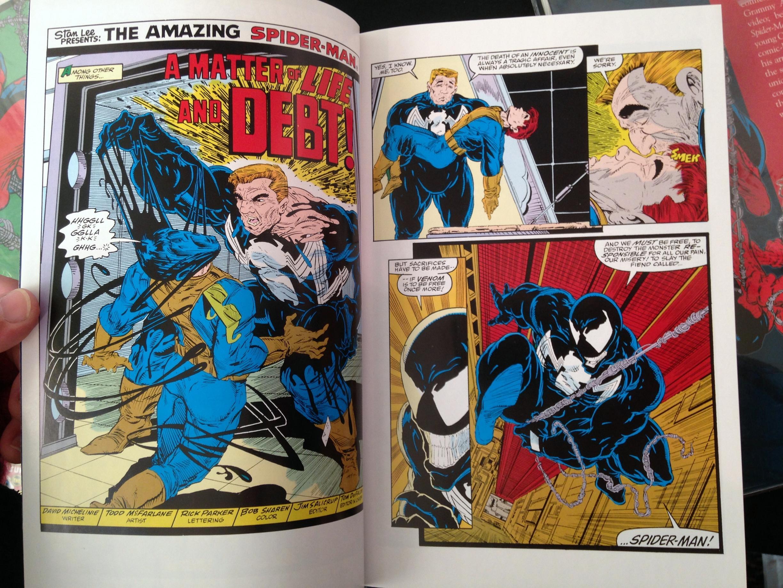 Todd McFarlane Amazing Spider-man TPB Set (16)