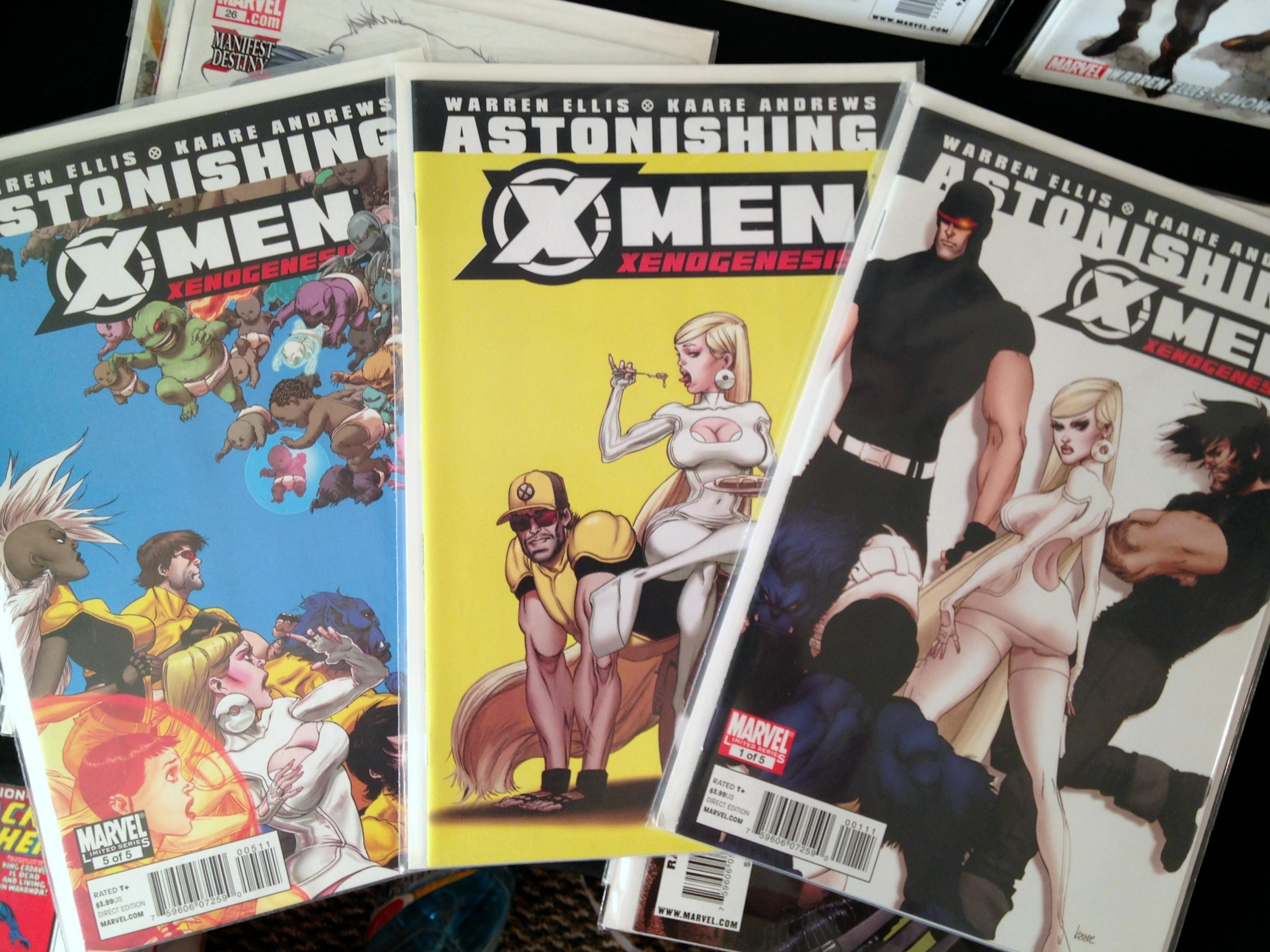 warren ellis astonishing x-men collection (7)