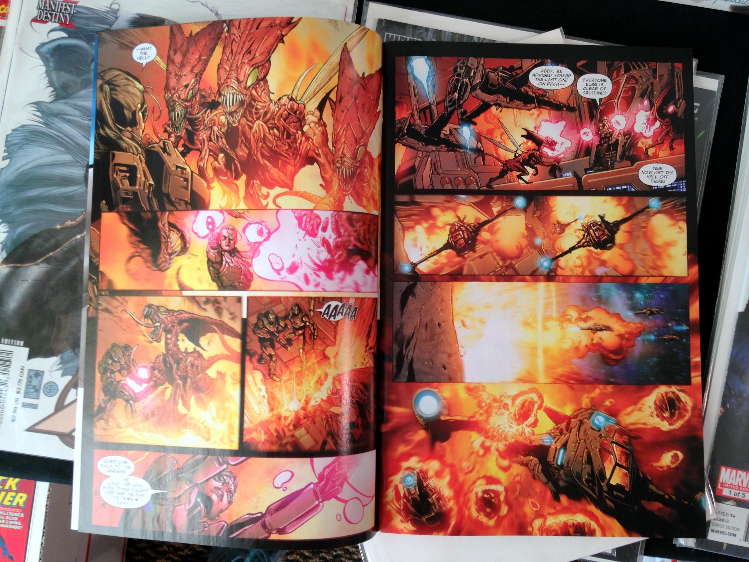warren ellis astonishing x-men collection (8)