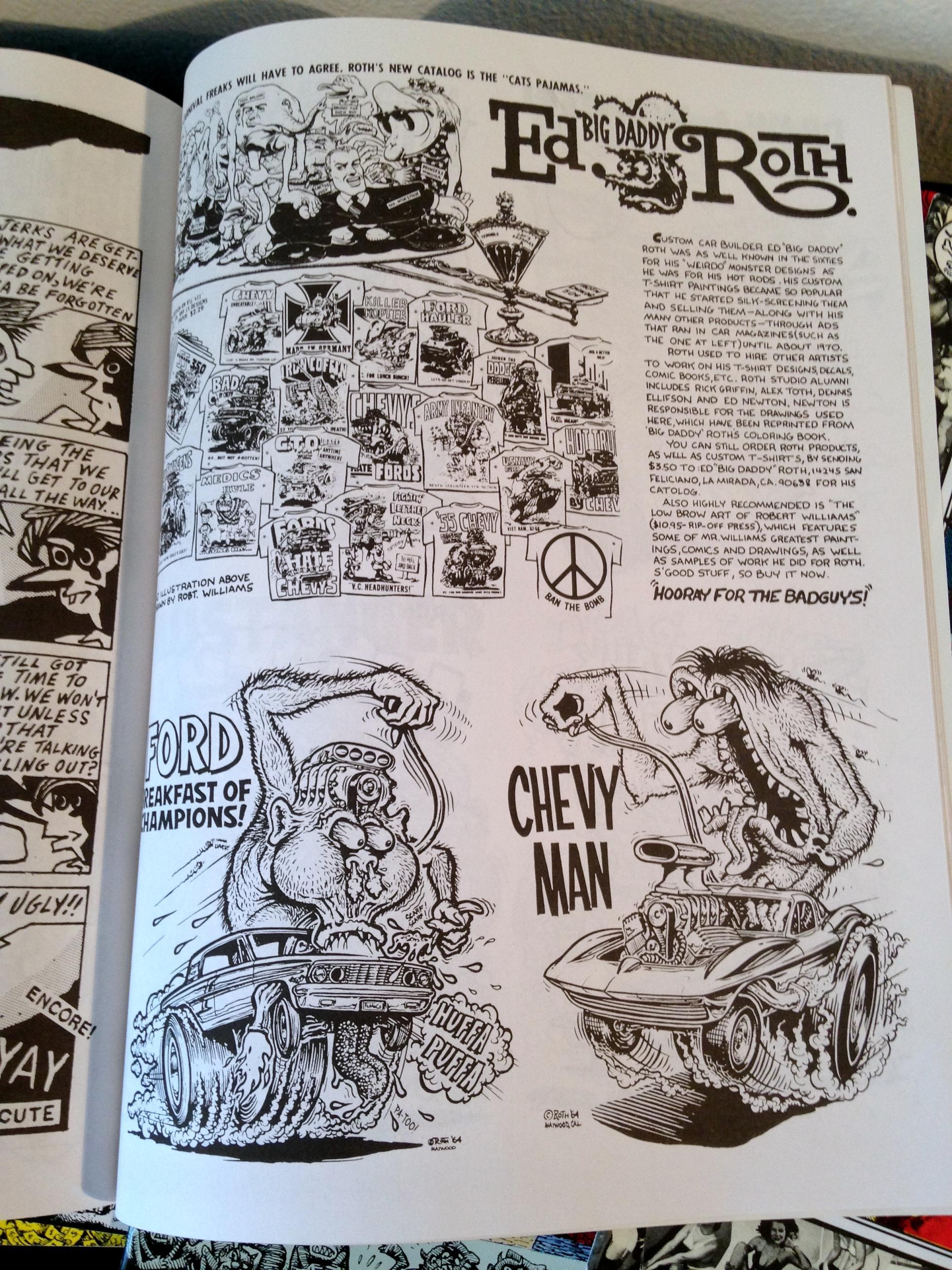 Weirdo Magazine Collection (8)