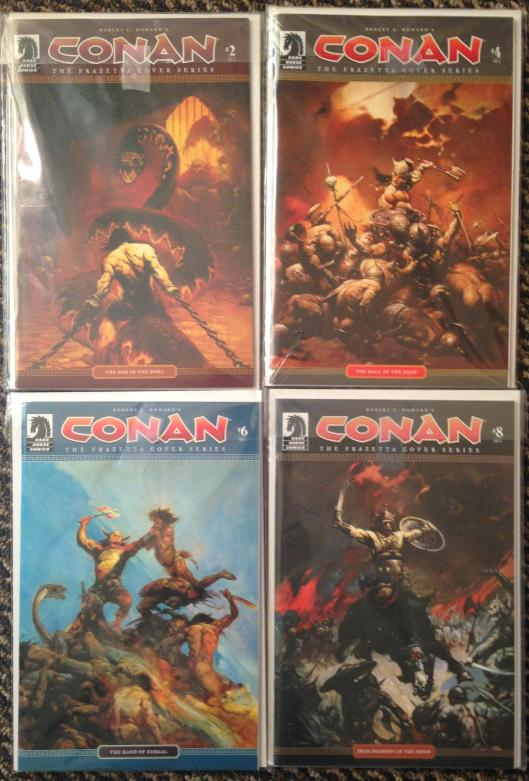 conan dark horse frazetta cover series (3)