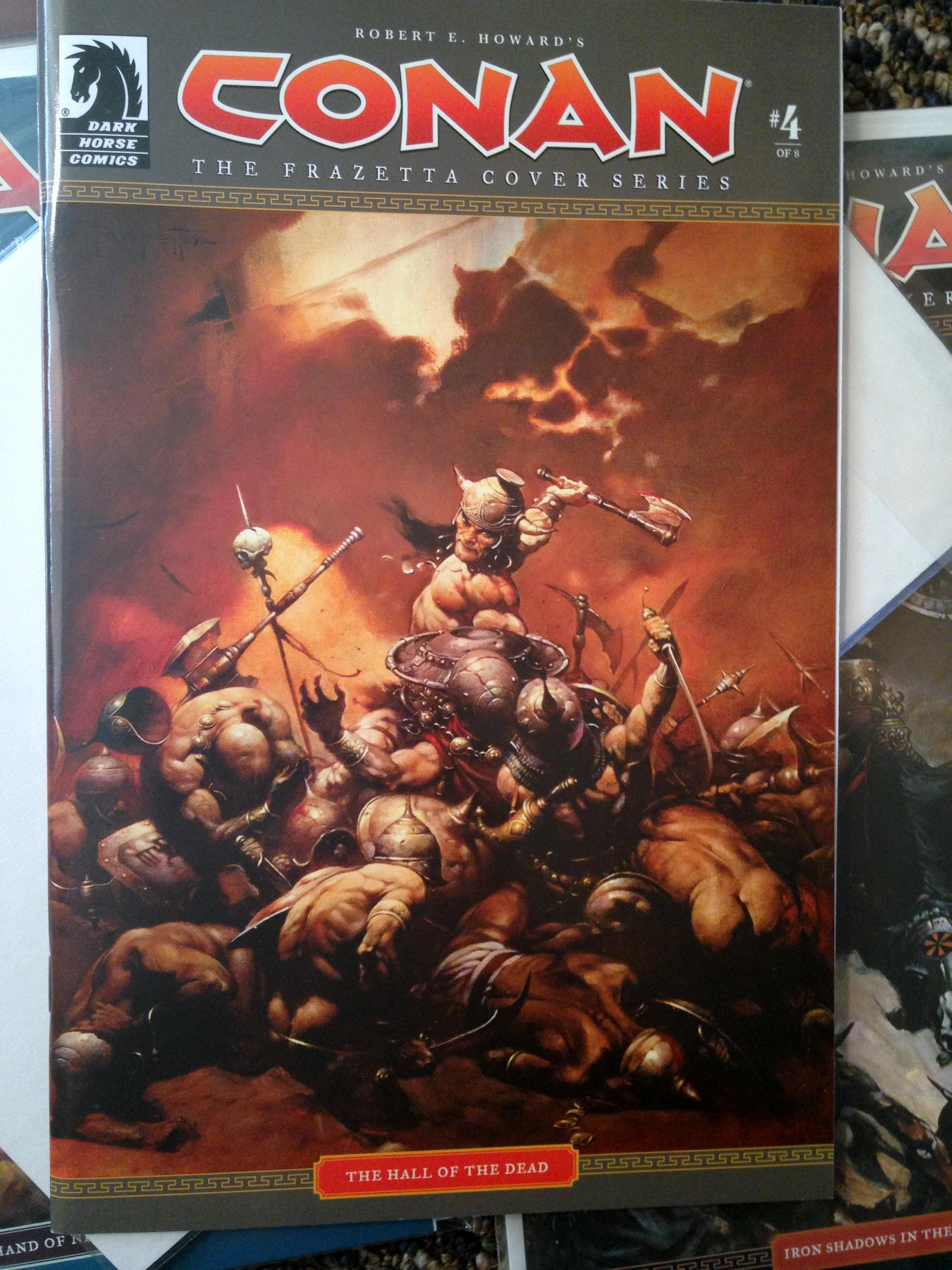 conan dark horse frazetta cover series (4)