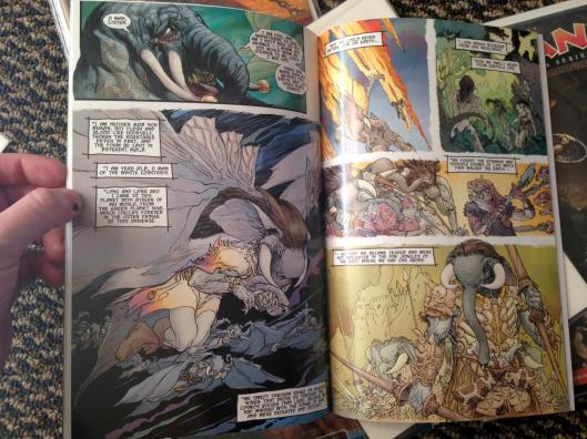 conan dark horse frazetta cover series (9)
