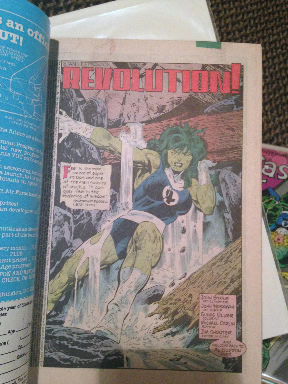 Fantastic Four John Byrne Collection (10)