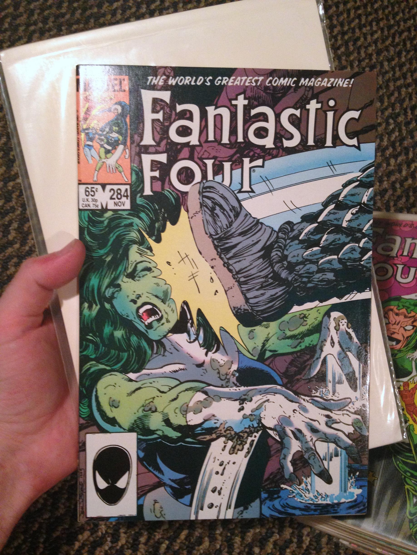 Fantastic Four John Byrne Collection (11)