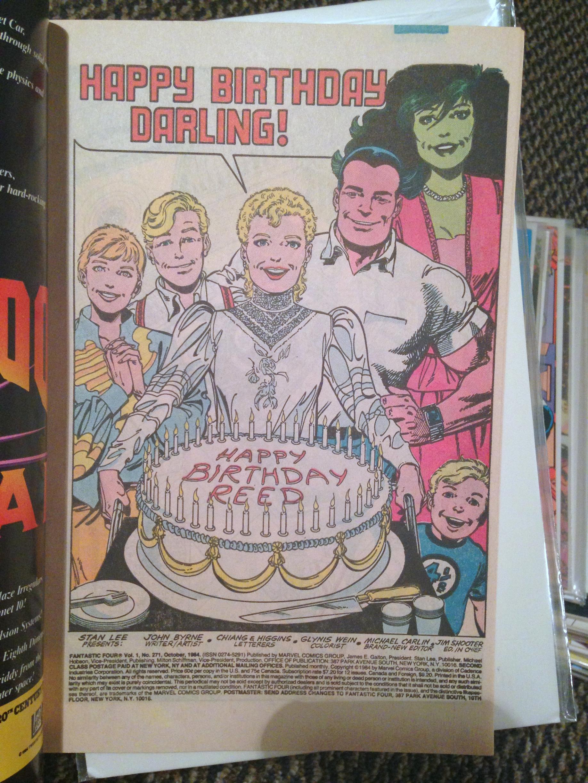 Fantastic Four John Byrne Collection (12)