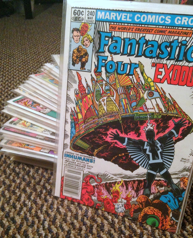 Fantastic Four John Byrne Collection (2)