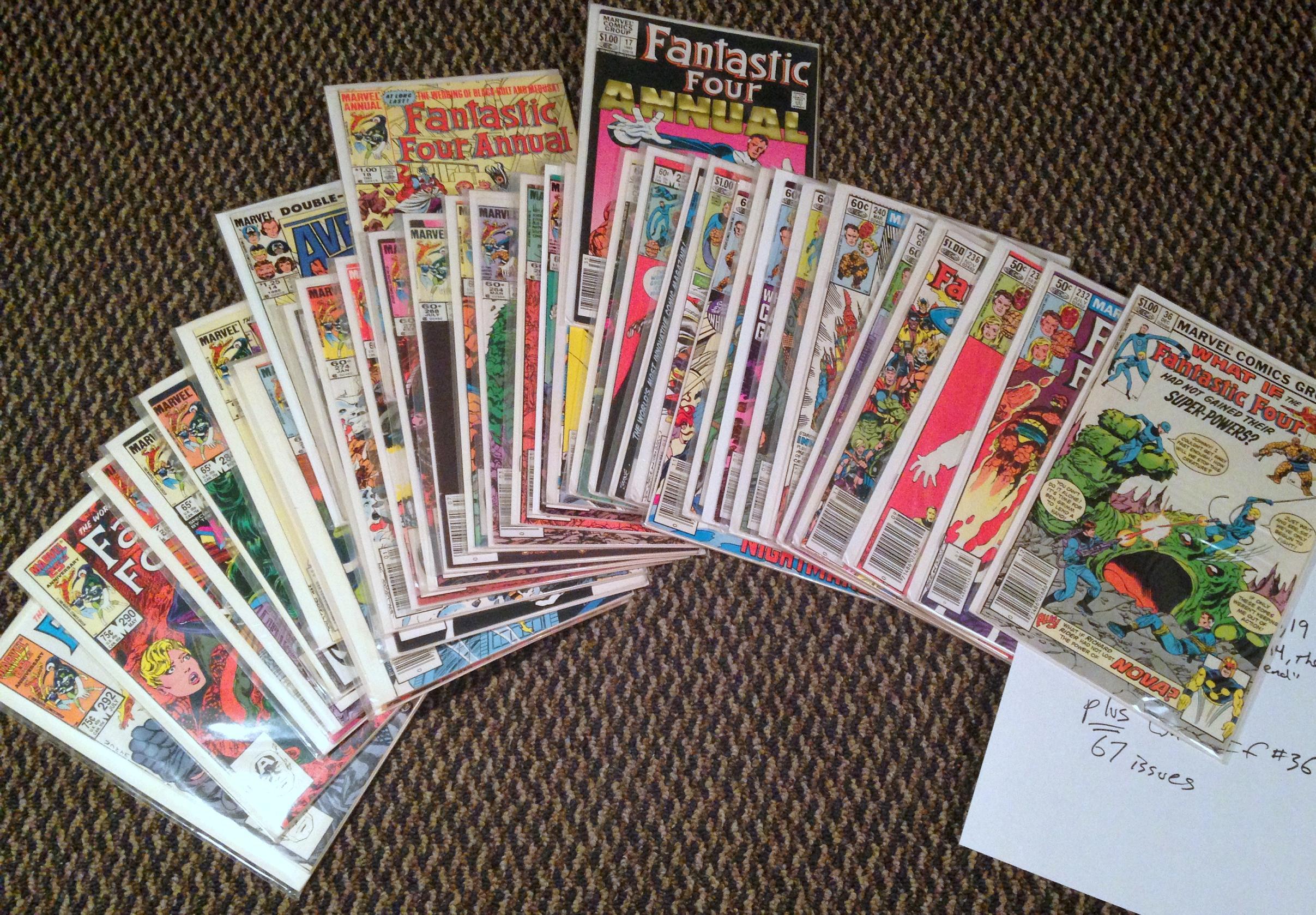 Fantastic Four John Byrne Collection (3)