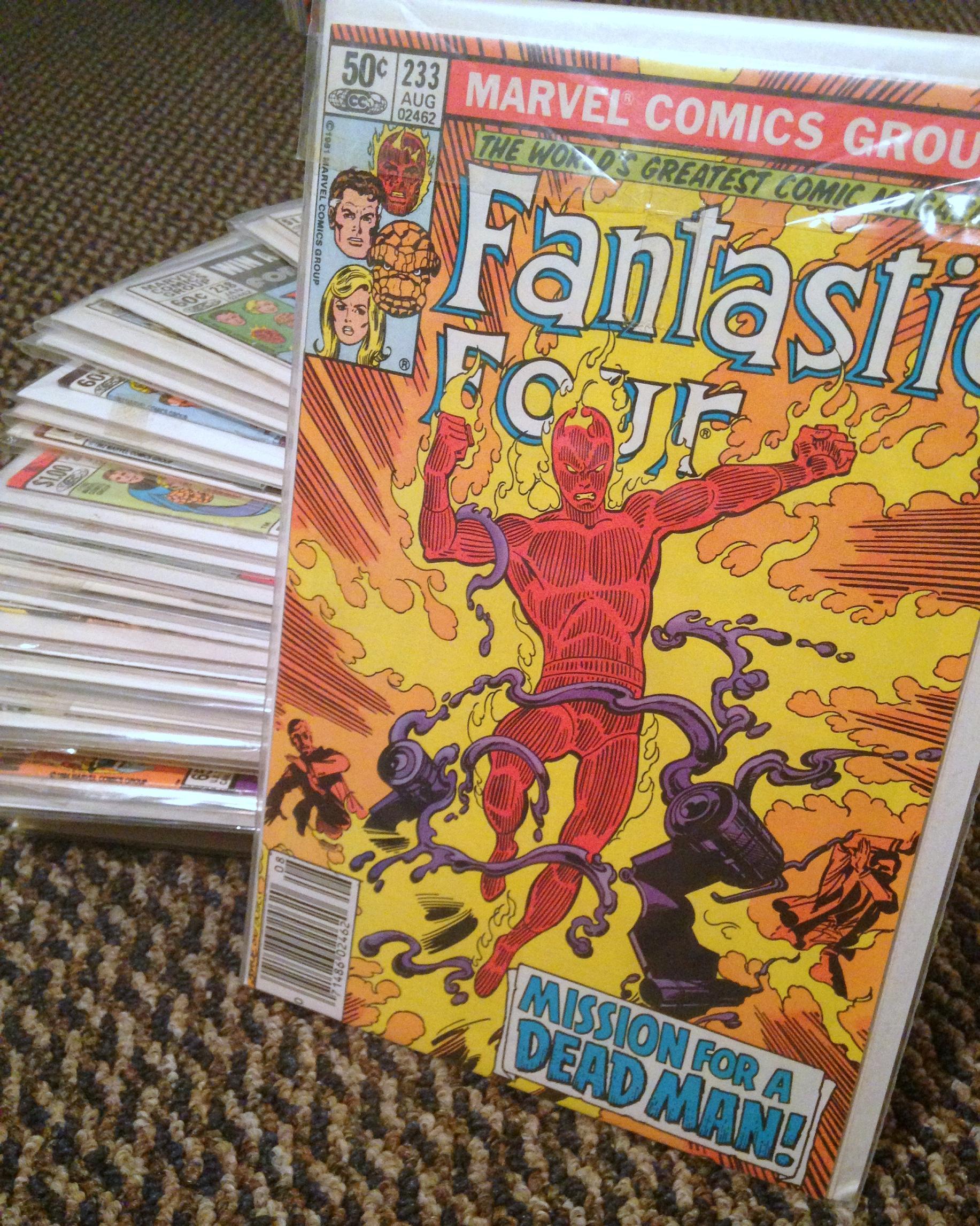 Fantastic Four John Byrne Collection (4)