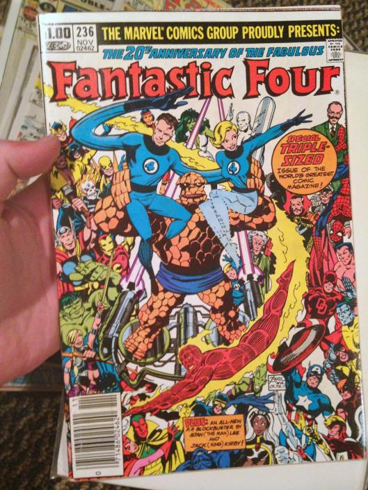Fantastic Four John Byrne Collection (5)