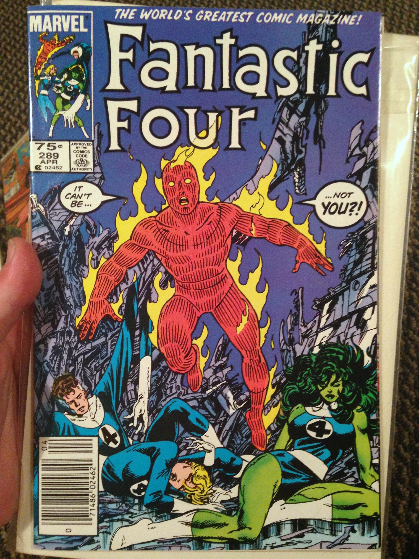 Fantastic Four John Byrne Collection (7)