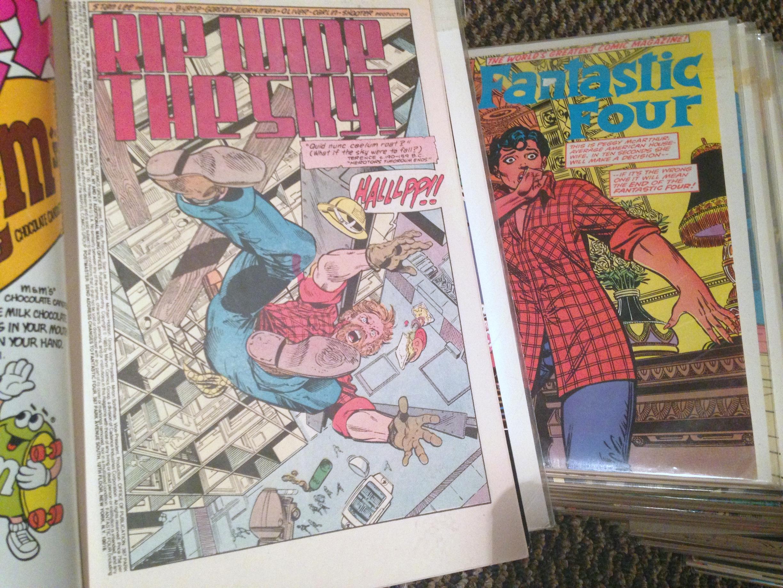 Fantastic Four John Byrne Collection (8)