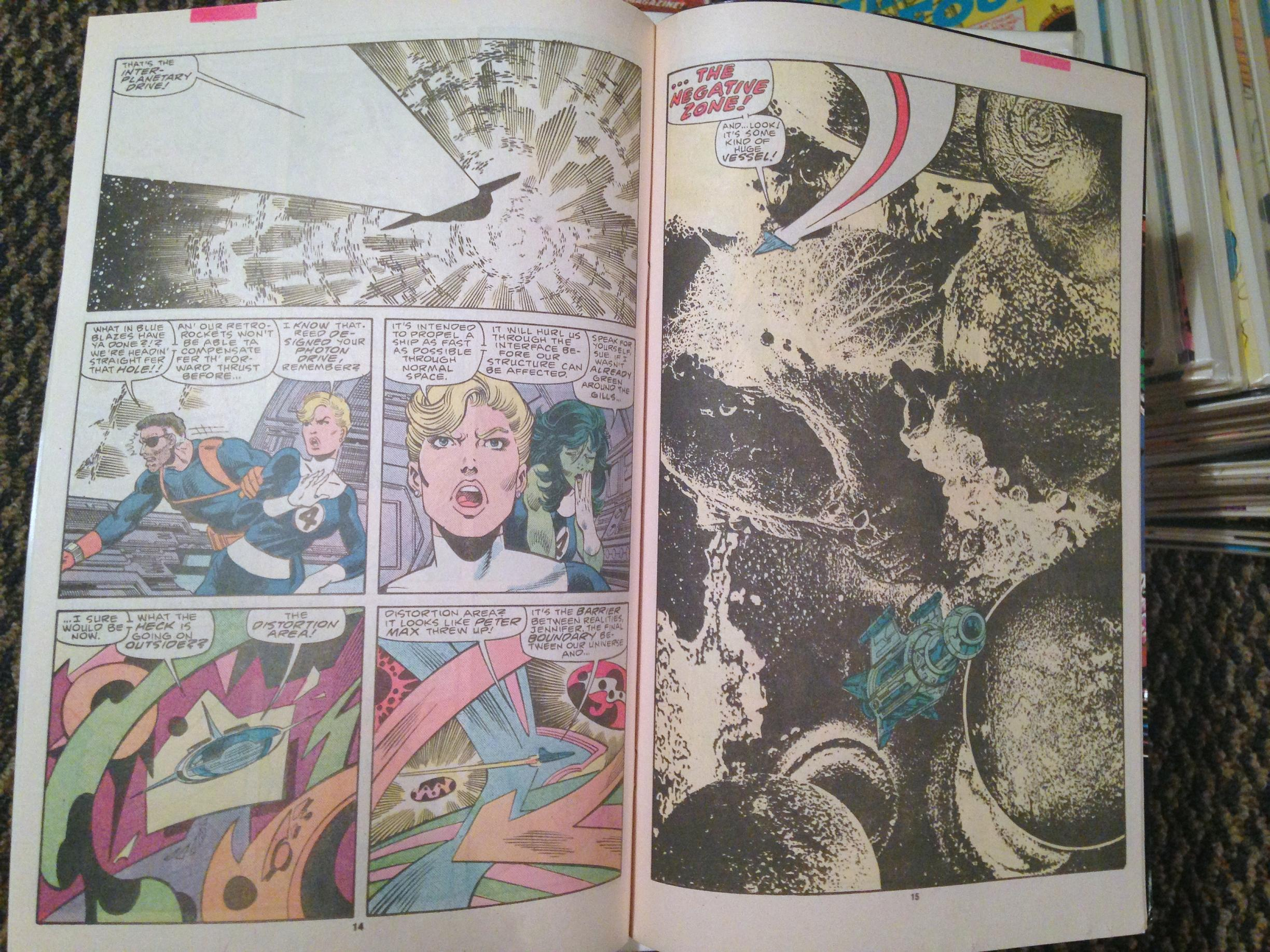 Fantastic Four John Byrne Collection (9)