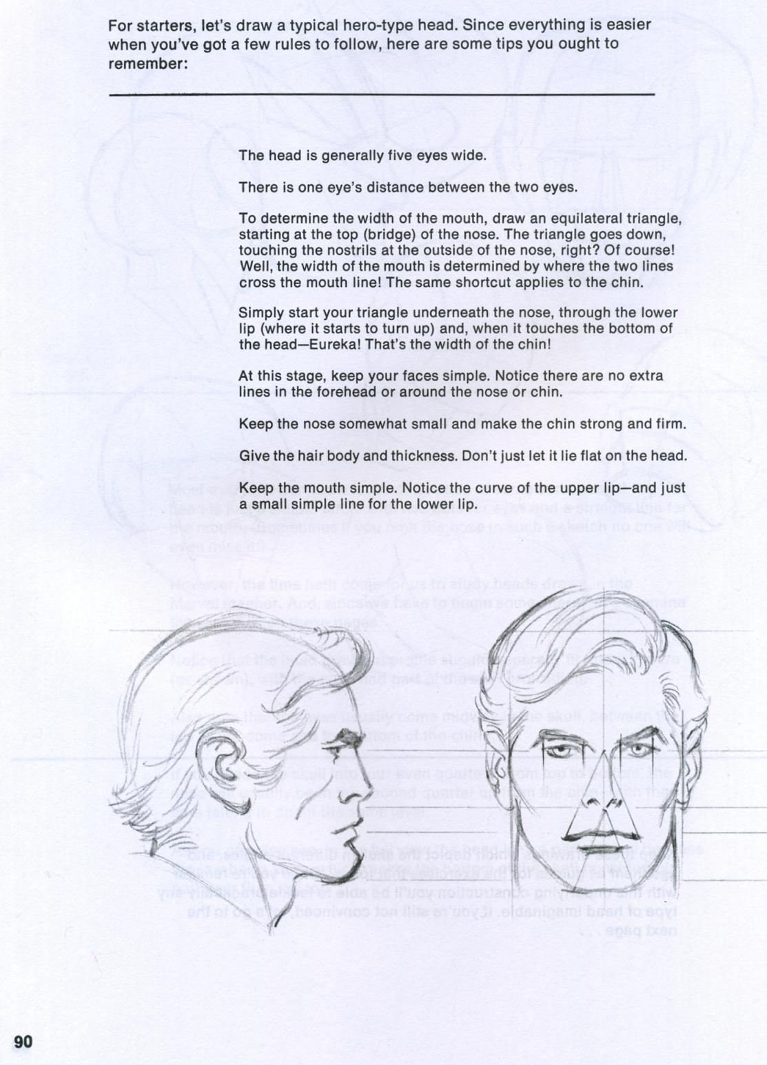 john buscema figure and head lessons (14)