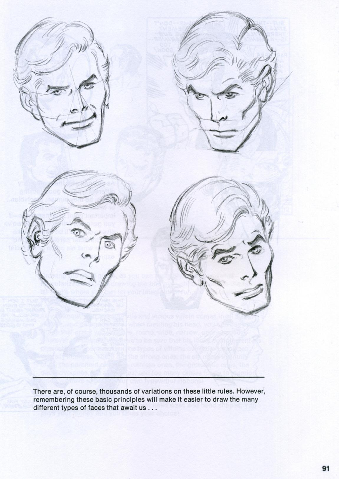 john buscema figure and head lessons (15)