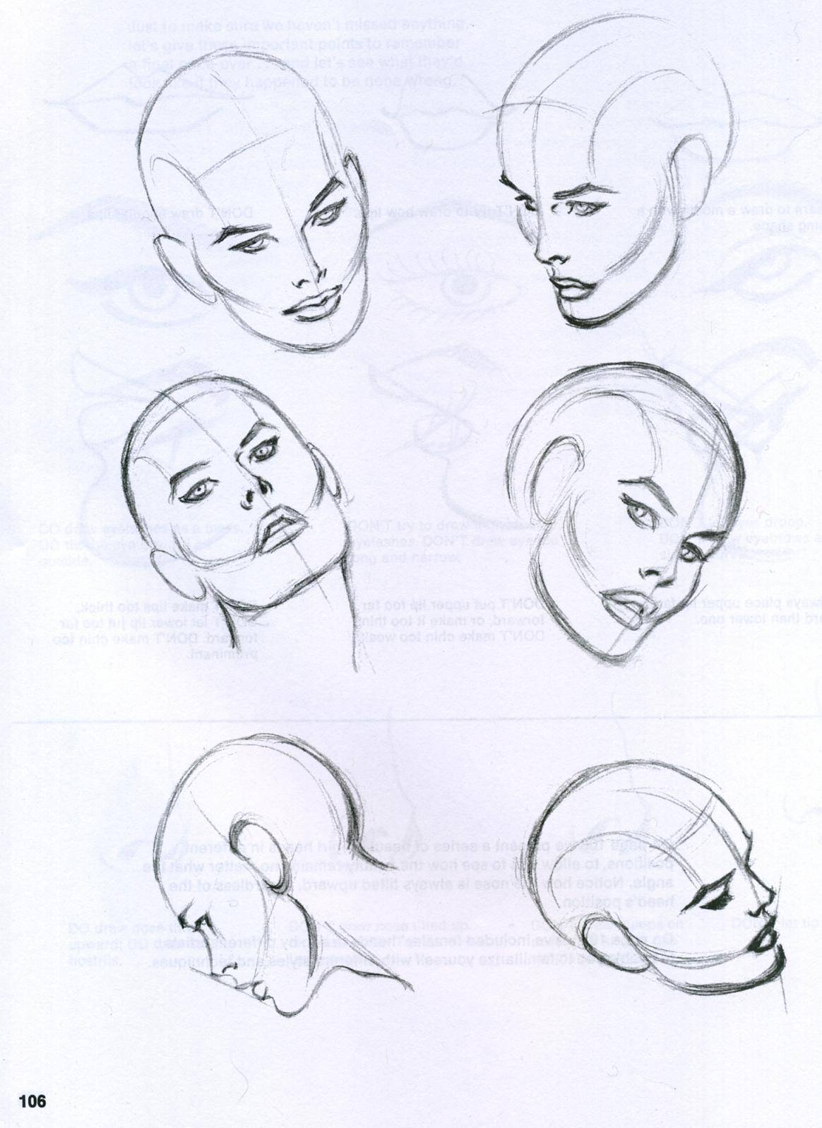 john buscema figure and head lessons (26)