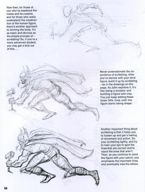 john buscema figure and head lessons (8)