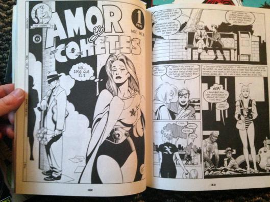 love and rockets tpb set (10)