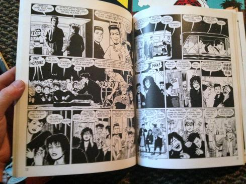 love and rockets tpb set (13)