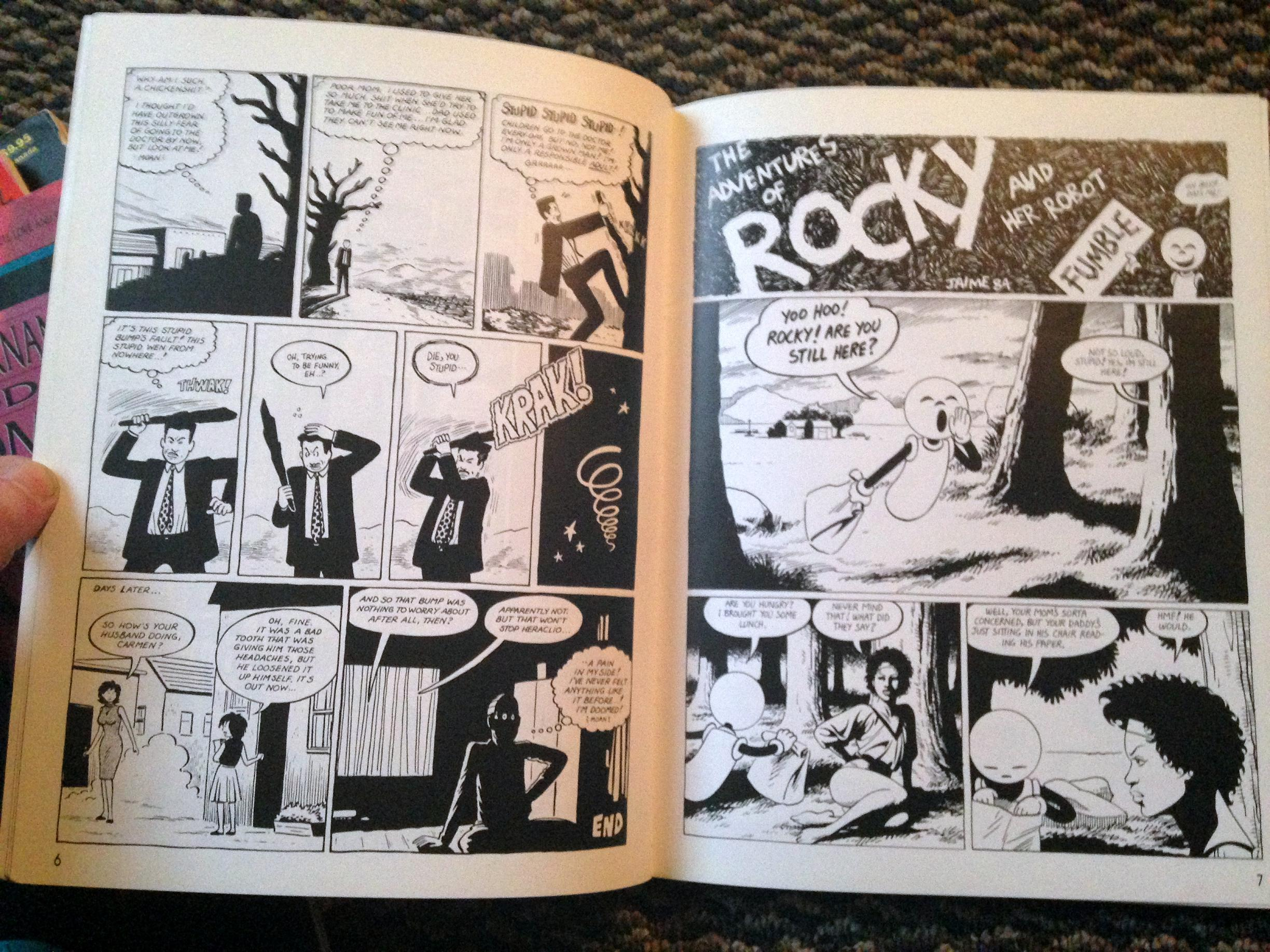 love and rockets tpb set (15)