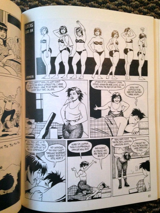 love and rockets tpb set (17)