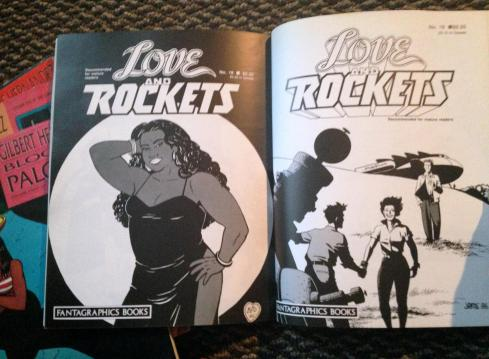 love and rockets tpb set (18)