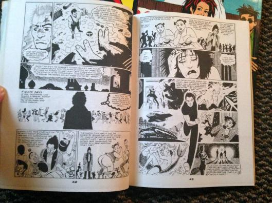 love and rockets tpb set (5)