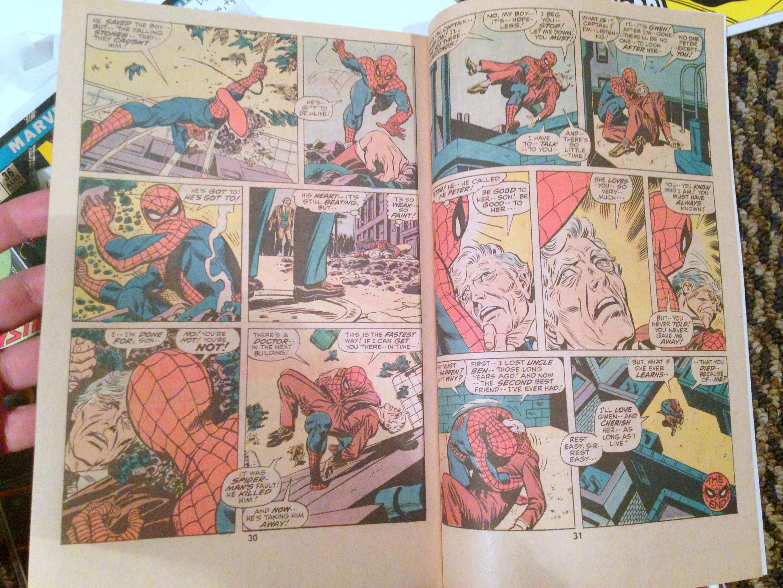 marvel tales spider-man romita 36-71 lot (12)