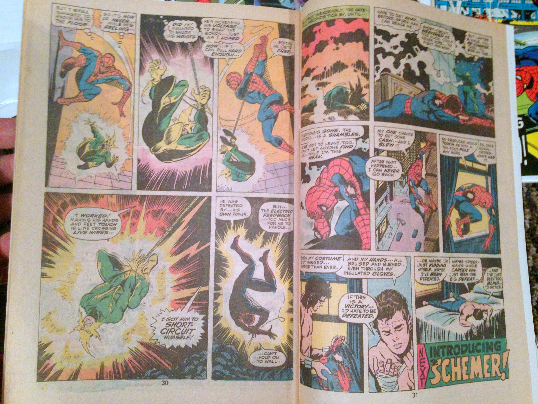 marvel tales spider-man romita 36-71 lot (13)