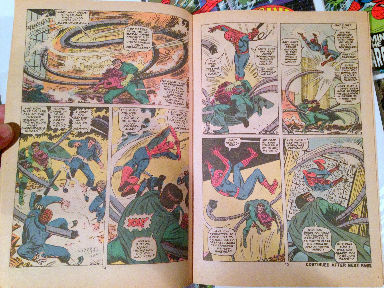 marvel tales spider-man romita 36-71 lot (15)