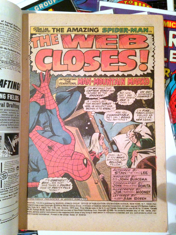 marvel tales spider-man romita 36-71 lot (17)