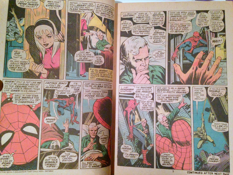 marvel tales spider-man romita 36-71 lot (18)