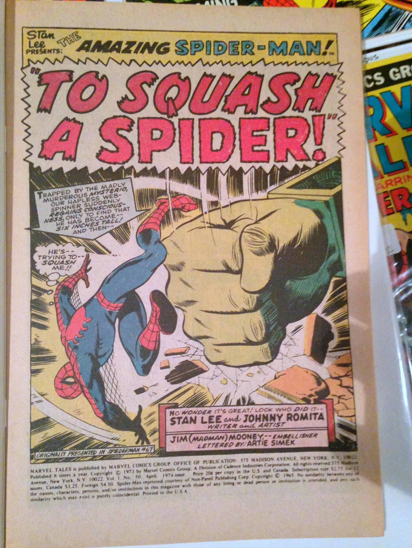 marvel tales spider-man romita 36-71 lot (7)