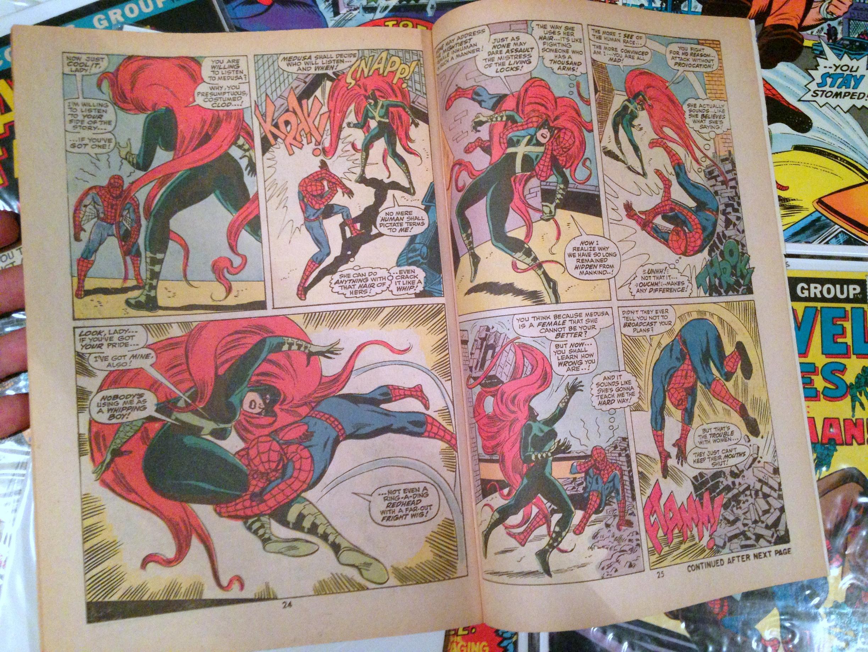 marvel tales spider-man romita 36-71 lot (9)