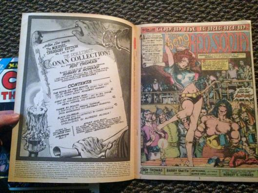 marvel treasury edition conan set (14)