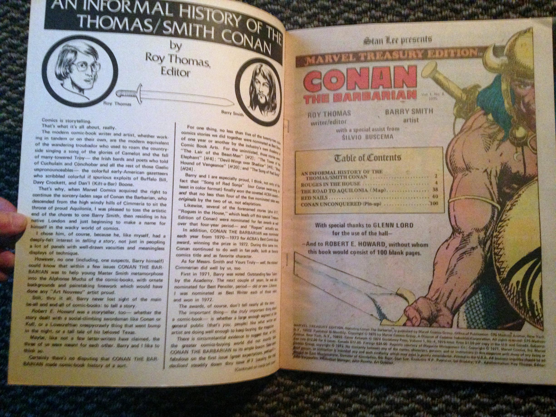 marvel treasury edition conan set (6)