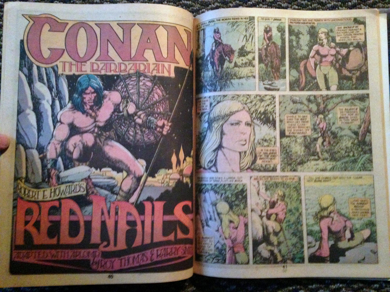 marvel treasury edition conan set (7)