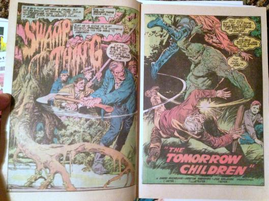 swamp thing vol 1 4-24 lot (19)