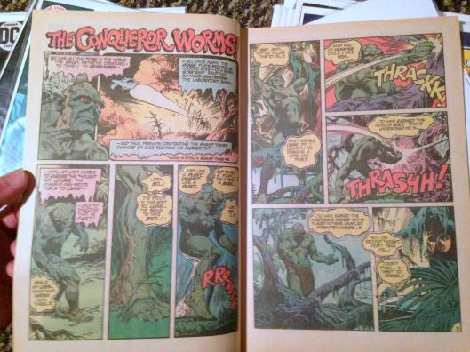 swamp thing vol 1 4-24 lot (21)