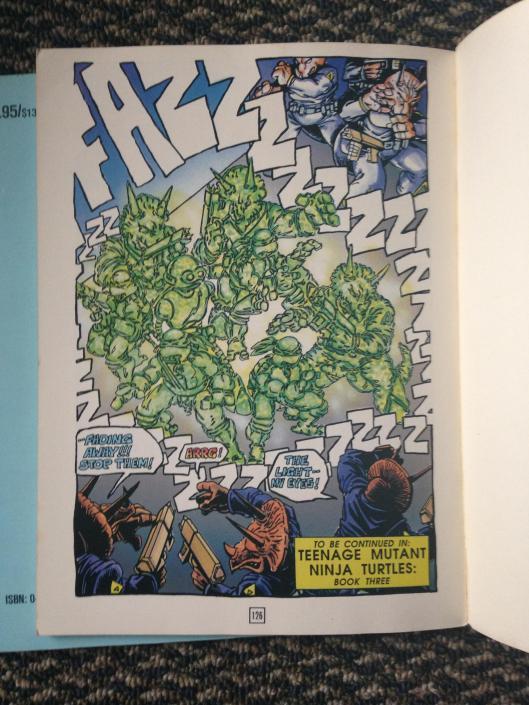 teenage mutant ninja turtles graphic novel set (16)